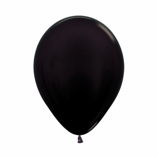 Globo Sempertex Metal Negro