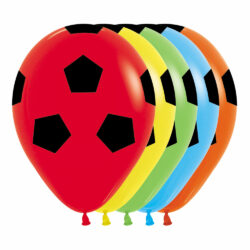Globo Sempertex Infinity Balón de Futbol Color Fashion Surtido